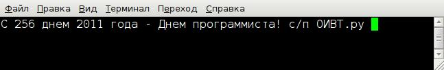 День программиста на http://oivt.ru